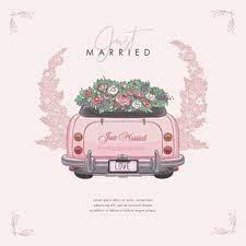 7.167 zugriffe auf alle ausmalbilder bislang: Bilder Just Married Gratis Vektoren Fotos Und Psds