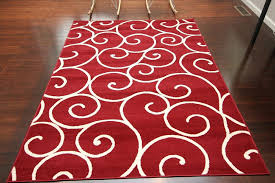 red swirls abstract rugs 5x7 rug large 8x10 contemporary contemporary area rugs 8x10