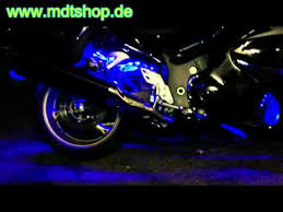 Amazing LED RGB Multicolor Motorrad Beleuchtung Styling Tuning Zubehör Teile