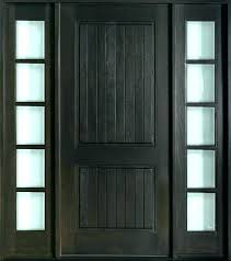 front door glass cover front door single wood front door doors with glass single wood wooden