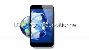 LG KU730 reconditionne - Recycle Online