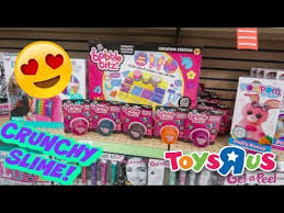 crunchy slime at toys r us