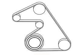 2000 daewoo nubira l4 2 0l serpentine belt diagram 2000 daewoo nubira l4 2 0l serpentine belt diagram