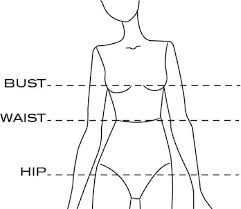 Hip Measurement Chart