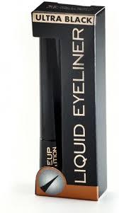 makeup revolution liquid eyeliner 3 ml ultra black