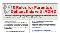 My Child Doesnt Listen Adhd Add Behavior Fixes For Kids