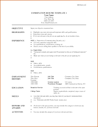 Resume Template Word 100 Hybrid Resume Template Word Lease Template 47