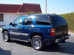 2003 tahoe | Picture of 2003 Chevrolet Tahoe LT, exterior | Steven ...