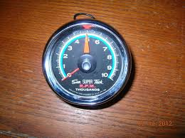 sun super tach wiring electrical inliners international does this go directly to the distributor for trigger or do i need some sort of amplifier box to operate this tach thanks