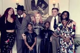 Madonna's first baby was born while madonna was dating personal trainer and actor carlos leon. How Many Children Does Madonna Have