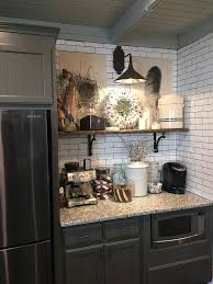 The corner coffee bar takes some off the wall ideas by having various decoration to fill in the backsplash area. 15 Home Coffee Station Ideas For Every Budget