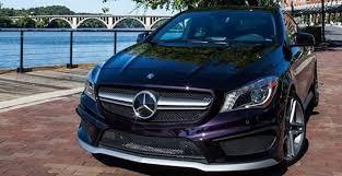 It's my purple sparkle wagon, hence. Mercedes Establishes New Performance Segment With Cla45 Amg Torque News