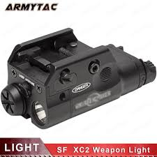 Compact Laser Light Combo Us 55 99 50 Off Armytac Sf Xc2 Ultra Compact Led Handgun Light And Laser Sight Pistol Weaponlight Combo Red Dot Laser Airsoft Mini White Light In