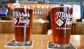 Beer Mirror To A Brewing 'twin' What Twin Ask You Is Wants