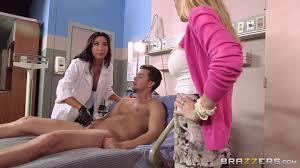 Doctor Adventures Hands On Stepmom. Devon Lezley Zen Seth.
