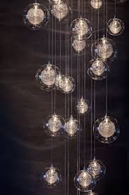 furniture wonderful glass bubble chandelier 5 faux chihuly for blown style bubble glass chandelier