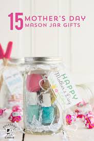 last minute mother s day gift ideas cute mason jar gifts gifts for