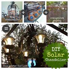 outdoor hanging solar chandelier unbelievable various diy light diy and at chandeliers decorating ideas 16