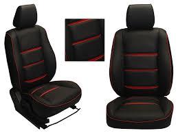 picture of honda wrv 3d custom pu leather car seat covers ht505 mojo