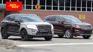 2018 lincoln small suv. wonderful small 2018 lincoln mkc suv prorotype with continentalstyle grille  inside lincoln small suv