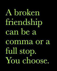 Quotes About A Broken Friendship Cool 48 Break Up Quotes To Help You Cope When Ending A Toxic Friendship