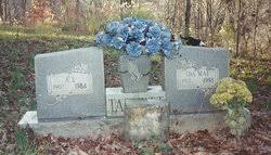 """Andrew Jackson """"Andy"""" Tackett (1907-1984) - Find A Grave Memorial"""