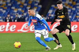 Napoli-Inter, sprazzi di luce nel buio: da recuperare un ...