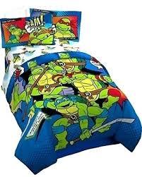 Ninja Turtle Bed Set Ninja Turtles Bed Set Ninja Turtle Comforter ...