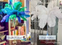 diy feather centerpieces faqs