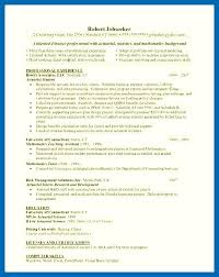 Skills And Accomplishments Resume Examples From Resume Examples With