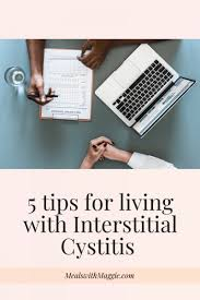 5 Tips For Living With Interstitial Cystitis Meals With Maggie