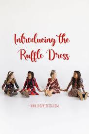 Dot Dot Smile Size Chart Dotdotsmile Fall Ruffle Dress Release Direct Sales Party