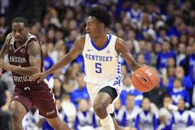 Kentucky Wildcats: Immanuel Quickley ...