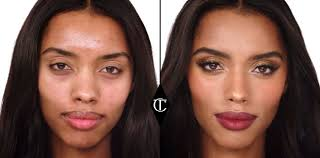red carpet makeup tutorial naomi cbell