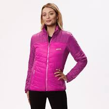 women s icebound iii medium weight insulated jacket winberry viola