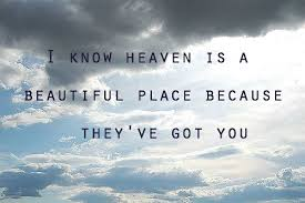 Heaven Quotes New Rest In Peace Quotes And Sayings QuotesGram Deb's GRIEF