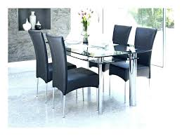 round extendable glass dining table round black glass dining table kitchen unusual extendable glass dining table