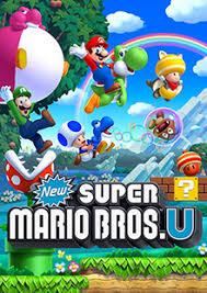 New Super Mario Bros U Wikipedia