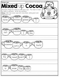 Scrambled Sentences Worksheets 44 Doc 183 Best Sherry Clements ...