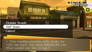Persona 4 Vending Machine New Persona 48 Golden Part 48 April 48 Part 48 Regrouping