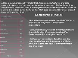Case study  zara fast fashion