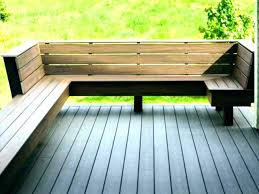 deck storage benches outside storage bench target best outdoor storage bench deck benches with storage deck