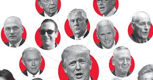 Trump's $6 Billion Cabinet: Mostly Men, Mostly White and Not Much ...