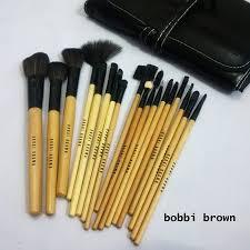 bobbi brown brush set. kuas bobbi brown isi 18 pcs,,brushes set brush