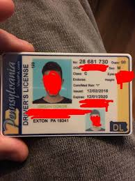 Pennsylvania Id Fake Maker Card