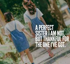 Sister Status Which Help To Build Strong Bond Quotesplant