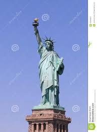 Statue Of Liberty Design History The Statue Of Liberty Stock Photo Image Of Design History