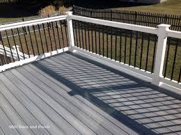 Decking Using Pallets Best 25 Gray Deck Ideas On Pinterest Painted Outdoor Decks