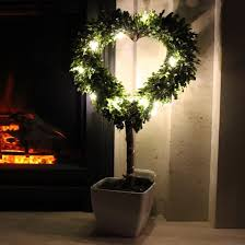 Christmas Concepts 2 X 71cm Solar Powered Topiary Tree In Plant Artificial Topiary Trees With Solar Lights