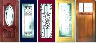 fiberglass entry doors with wrought iron iron doors glass front door fiberglass entry doors steel